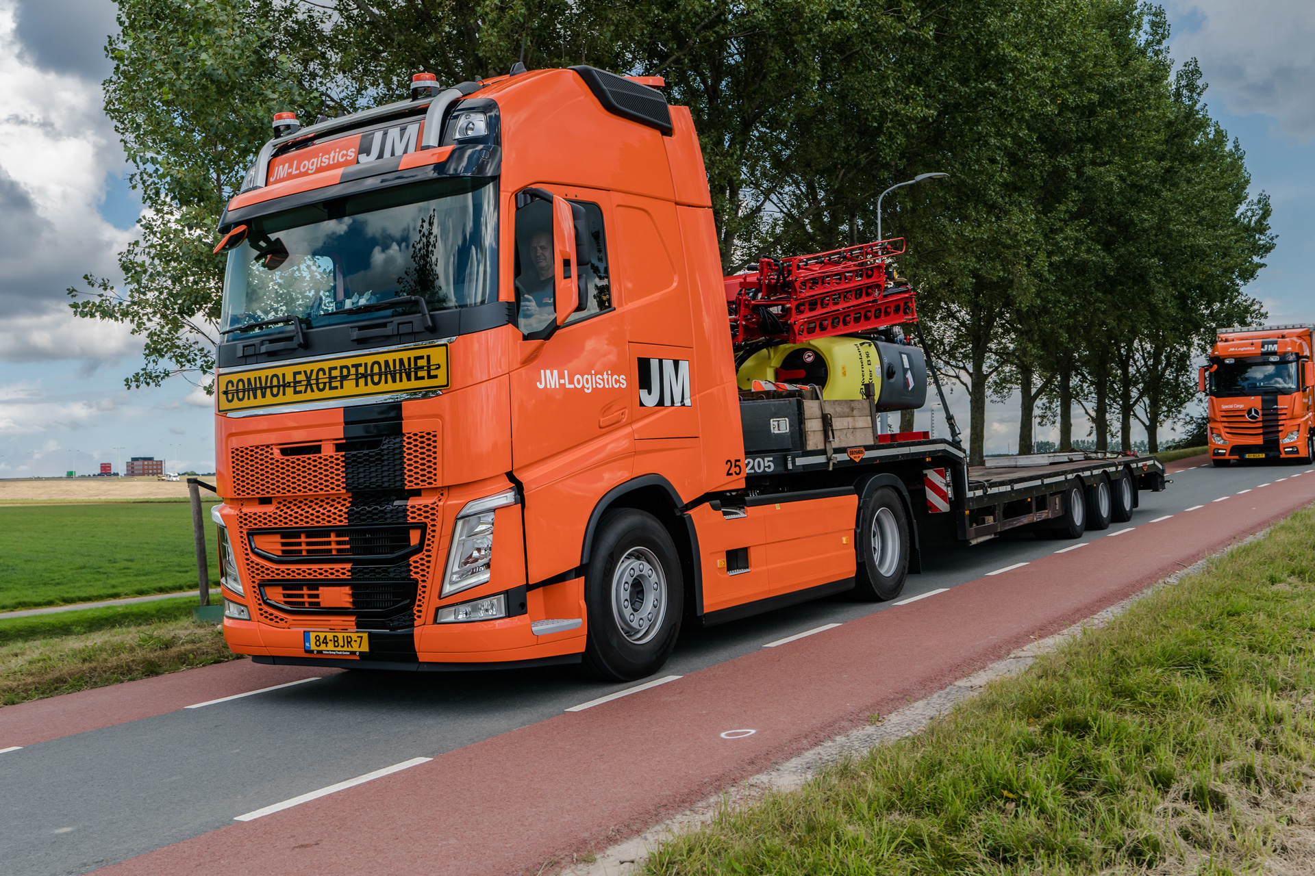 Special Cargo - Internationaal Transport