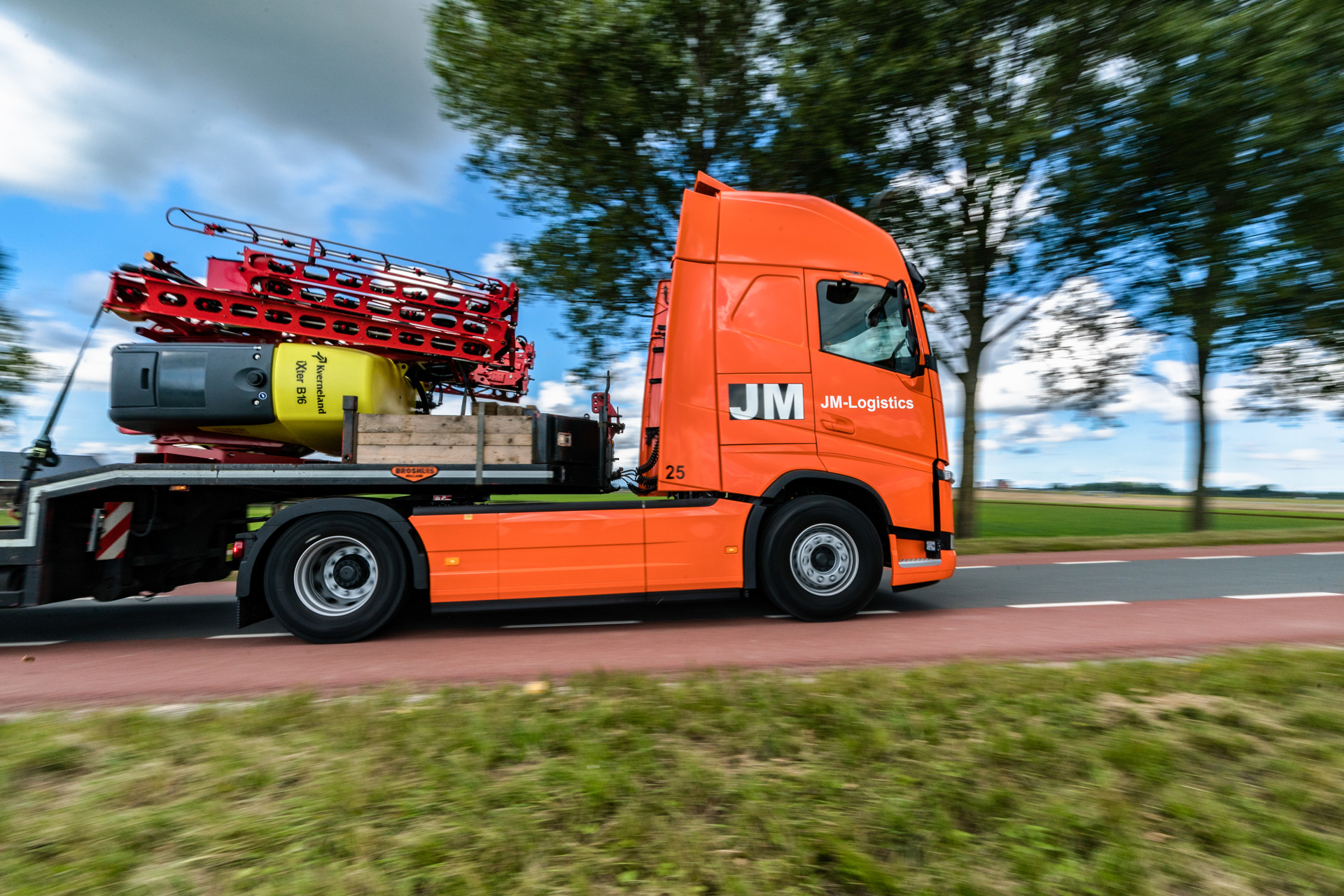Speciaal Transport - JM Middelkoop