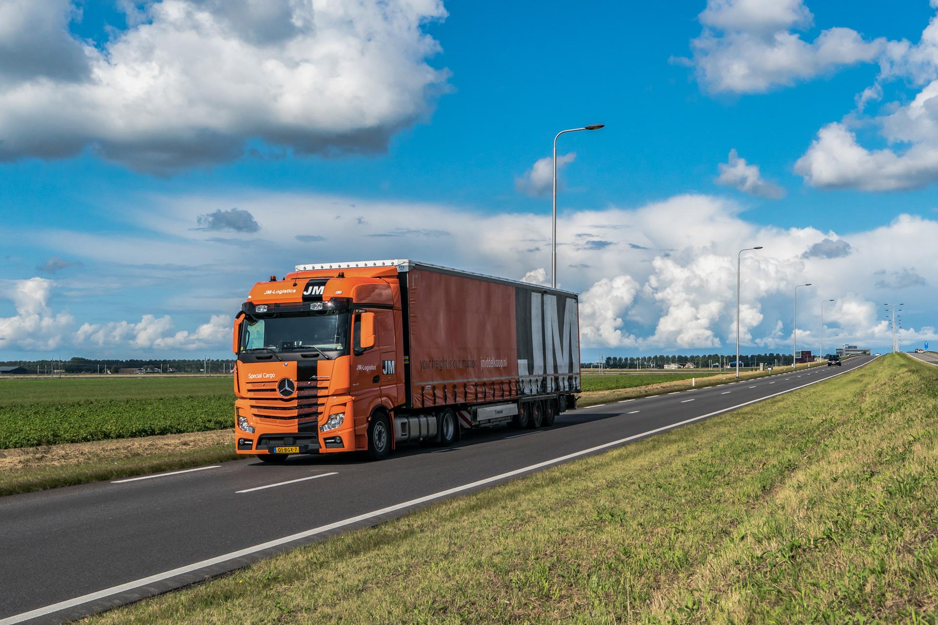 Transport Management Systeem