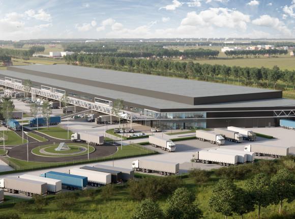 AMS Cargo Center 2