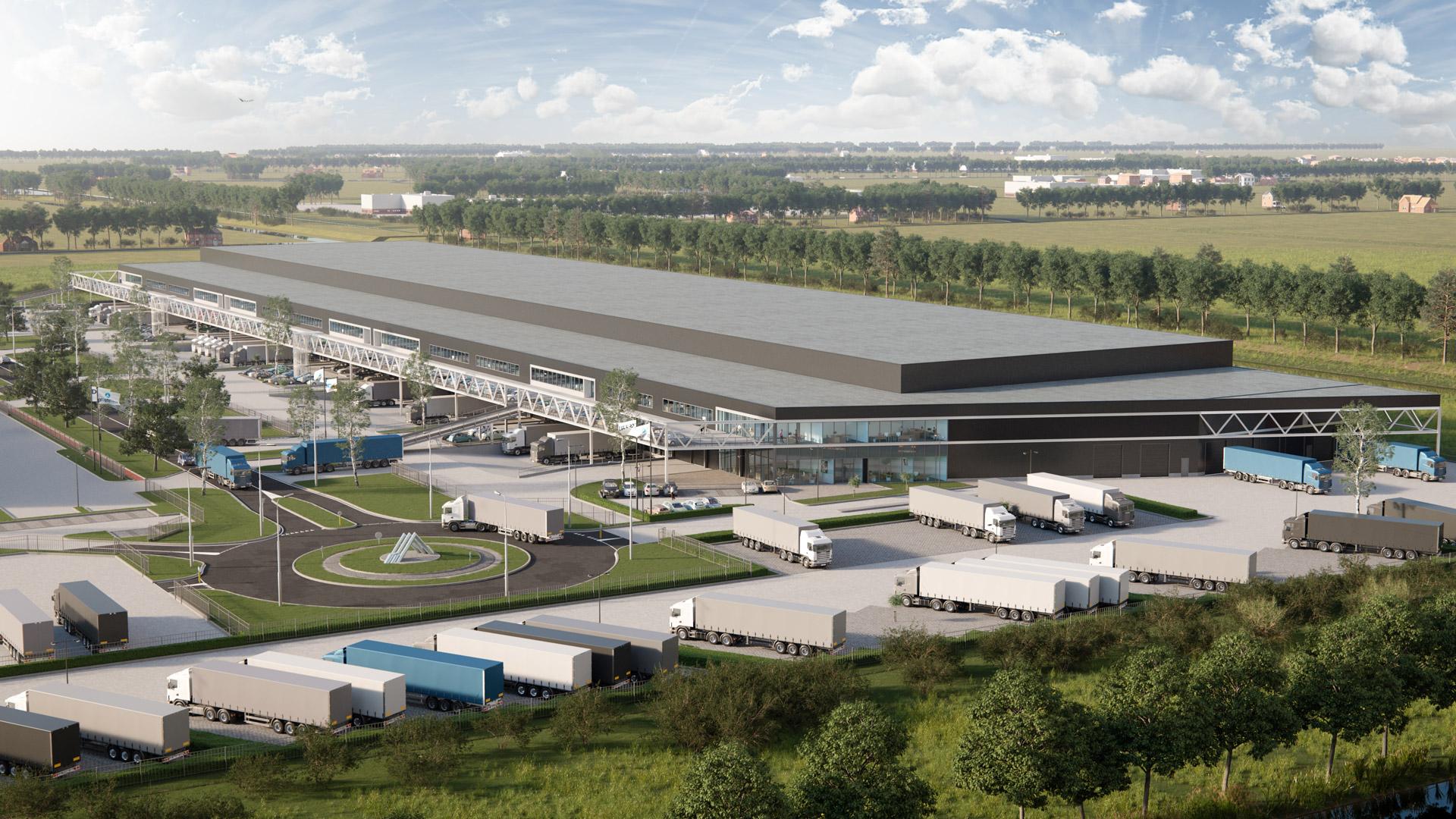 Rutges Cargo Europe En J.M. Logistics Eerste Huurder Voor AMS Cargo Center 2
